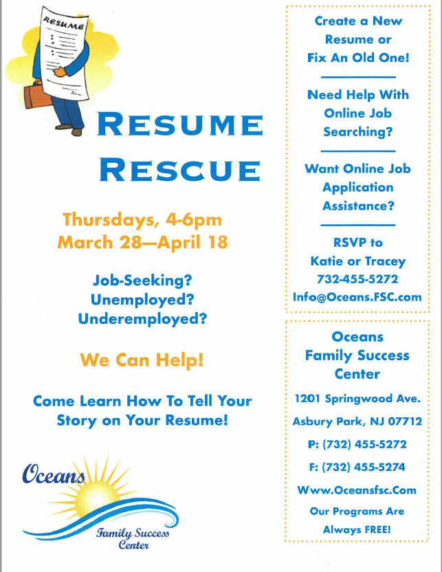 Resume Rescue!
